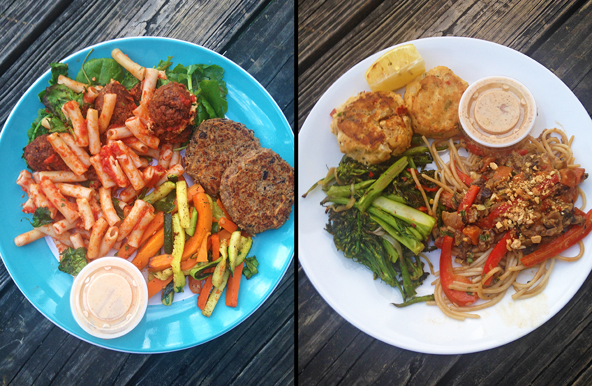 Review: Snap Kitchen Releases Innovative New Vegan Menu