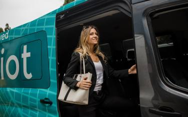 Chariot Launches Commuter-Focused Ride Share Platform in Austin