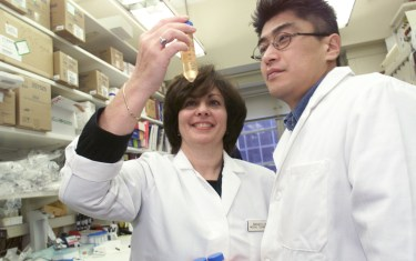 UT Scientists Think They've Figured Out How To 'Starve' Cancer Safely