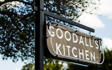 Goodall's Kitchen Fuses Elegance With Casual, American Fare