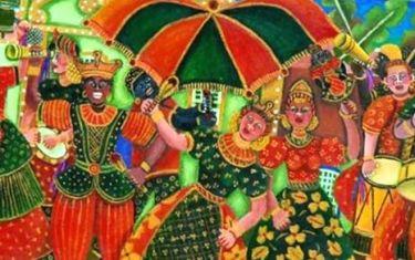Drums! Drums!! Drums!!! Pre-Carnaval Warm Up