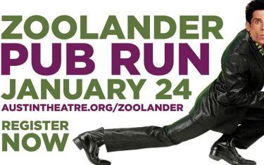 Zoolander Pub Run