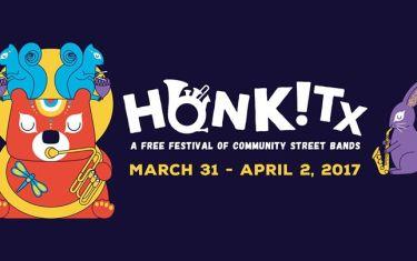 HONK!TX 2017