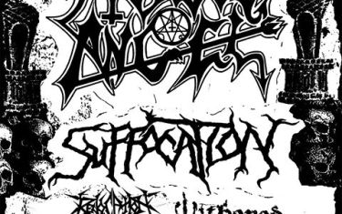 Morbid Angel, Suffocation, Revocation and more!