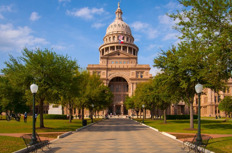 Texas Capitol. Photo by Flickr user Stuart Seeger, creative commons licensed.