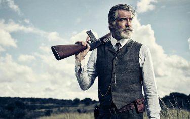 Pierce Brosnan's 'The Son' Rises Over Austin On AMC TV