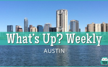 What's Up? Weekly: April 24-28, 2017