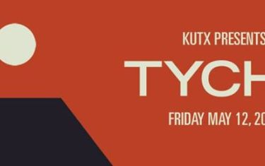 KUTX Presents Tycho at Stubb's
