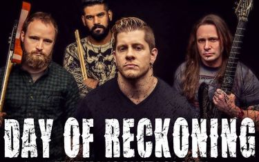 Day Of Reckoning featuring Rusty Cooley and more!