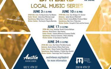 Daybird Local Live Music Series (June 24th)