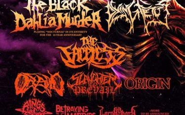Summer Slaughter Tour 2017