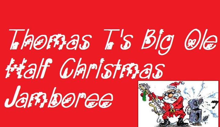 thomas ts big ole half christmas jamboree