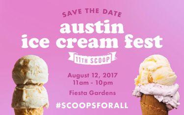 2017 Austin Ice Cream Festival