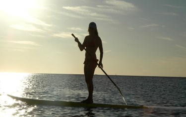 How To Do Stand-Up Paddleboarding In ATX Like a Boss