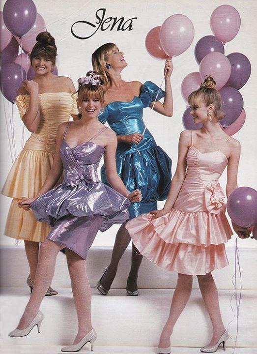 80s Prom