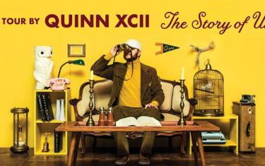 Quinn XCII – The Story of Us Tour / Empire 10.25