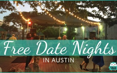 FREE Date Nights In Austin: September 14-17, 2017