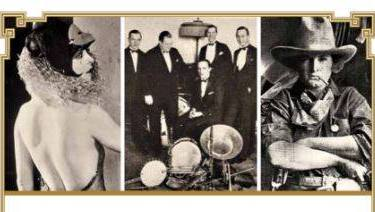 High Noon Talk: Austin in the Jazz Age