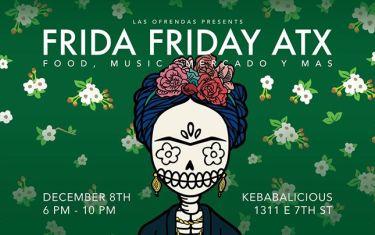 Frida Friday ATX – Holiday Mercado
