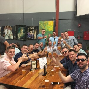 Austin Brewery Tours visits 3 breweries in one day every weekend