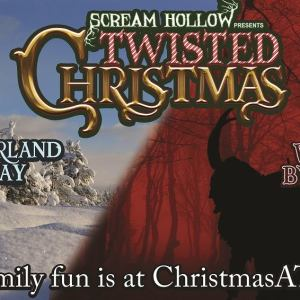 Scream Hollow Twisted Christmas