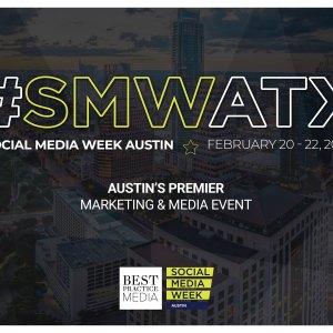 Social Media Week Austin 2019 (SMWATX)