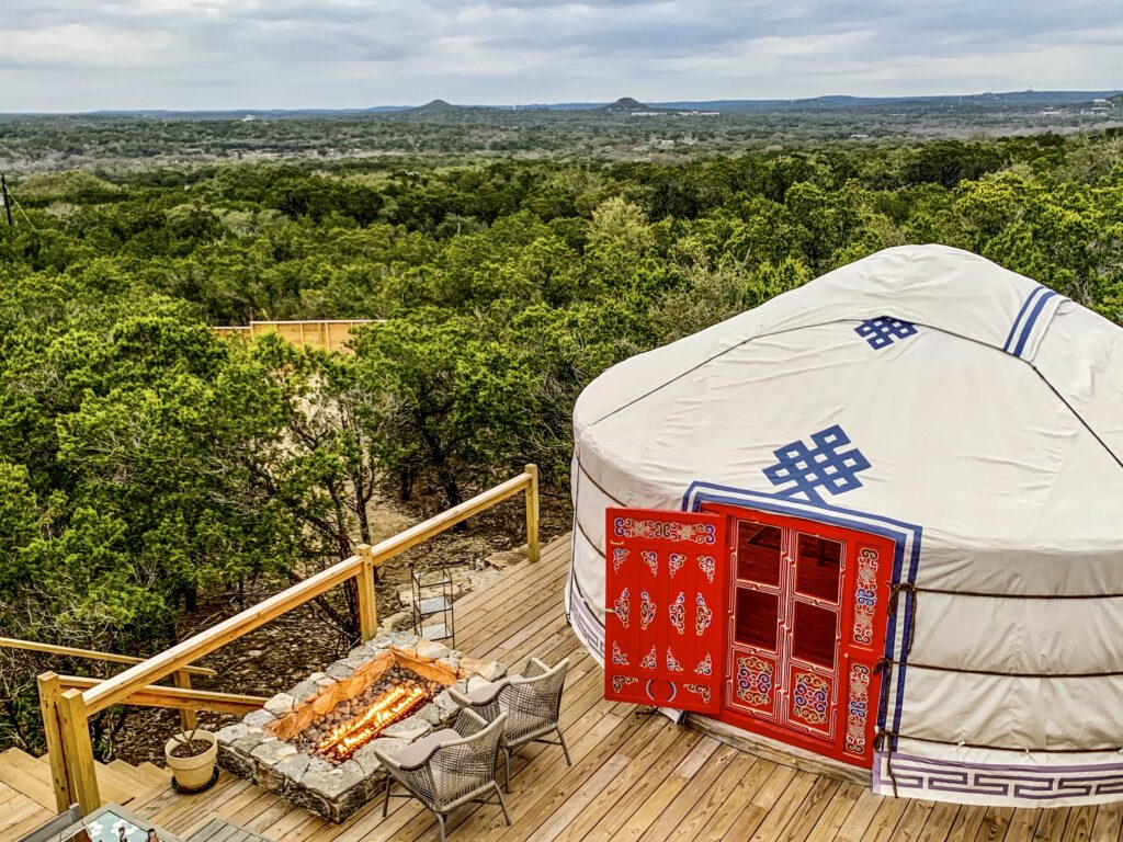 Austin.com Ready To Try Texas Glamping Check Out These Getaways Near Austin