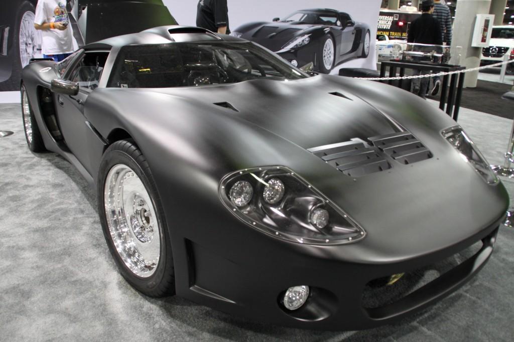 Electric Super Car