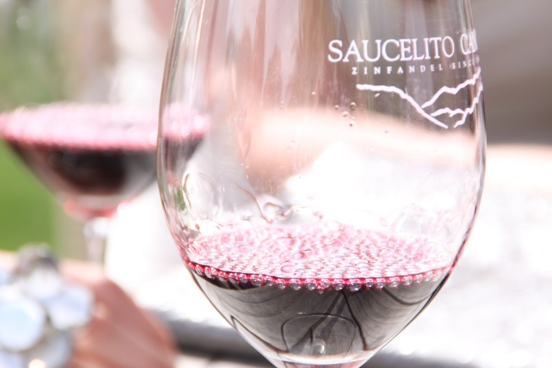Saucelito Canyon Wine Glass
