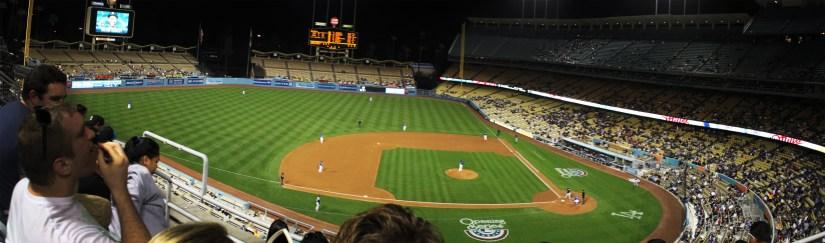 Dodgers Panorama