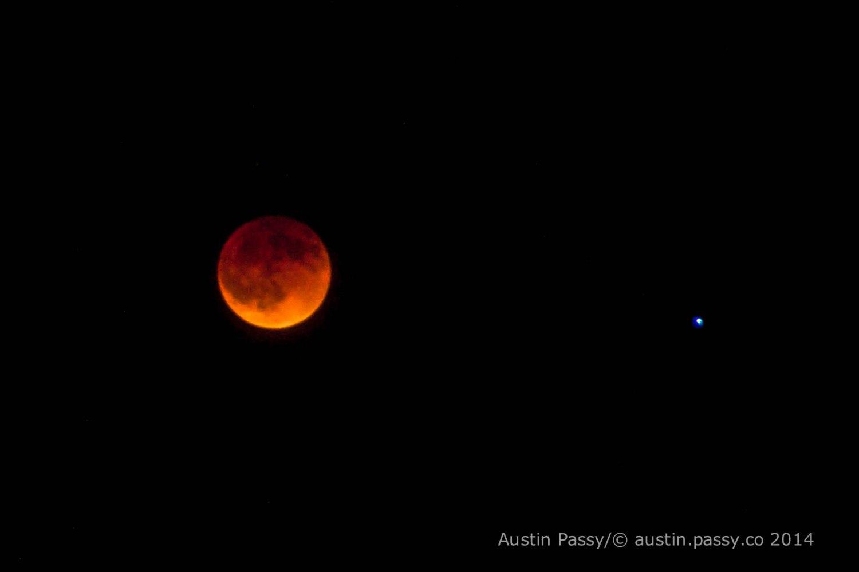 Blood Lunar Eclipse April 15, 2014