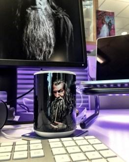 Gandalf coffee cup