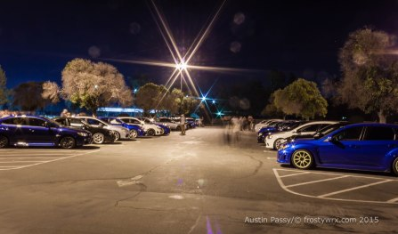 SFVsubies lineup; March 19th, 2015