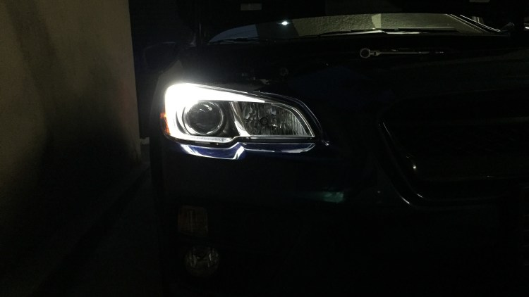 SubiSpeed OLM LED clights