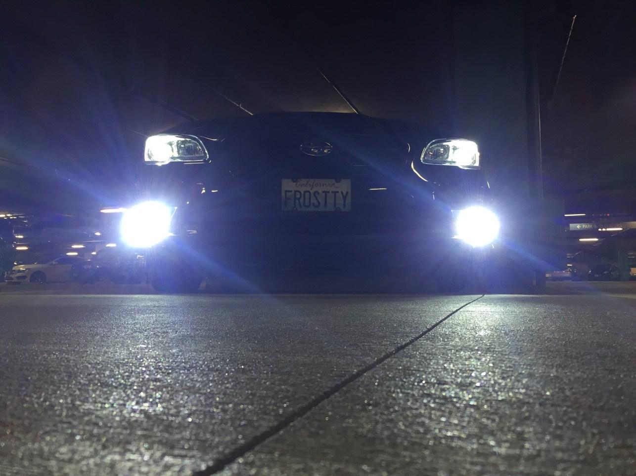 OLM LED Fog Lights