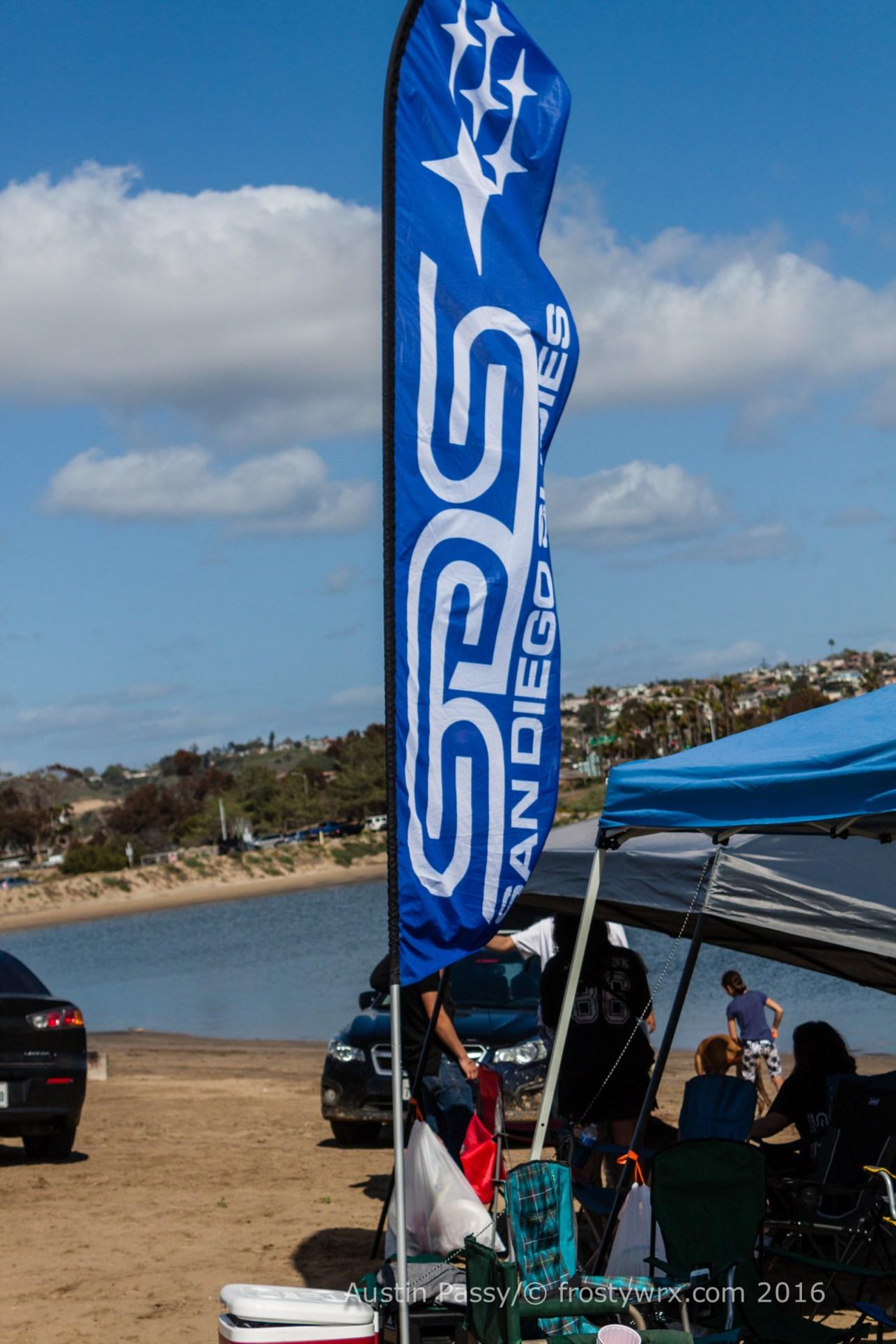 San Diego Subies Flag