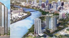 Looking Back on the Twists and Turns of the Rainey Street District's New Residential Tower