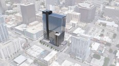 Downtown Austin Getting Two Hotels at 5th & Brazos Tower