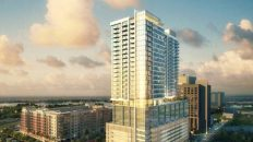 Demolition Starts at 91 Red River This Month, Clearing Site for 30-Story Tower