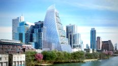Google's New Home at Block 185 is Downtown Austin's Next Signature Tower