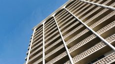 Cambridge Tower, Austin's Breeziest Building, Stays Cool in Strange Times