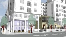 Proposed Student Housing Complex Would Surround Historic Freedmen's Building in West Campus