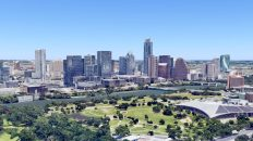 Hey Look, Google Earth Finally Updated Its 3D Buildings in Austin