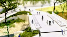 Waterloo Park's Scale Model Is a Glimpse into Austin's Future