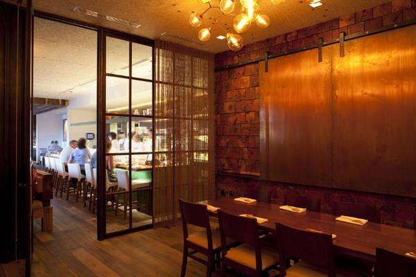 Uchiko Restaurant Austin Texas Ambrose Taylor LLC