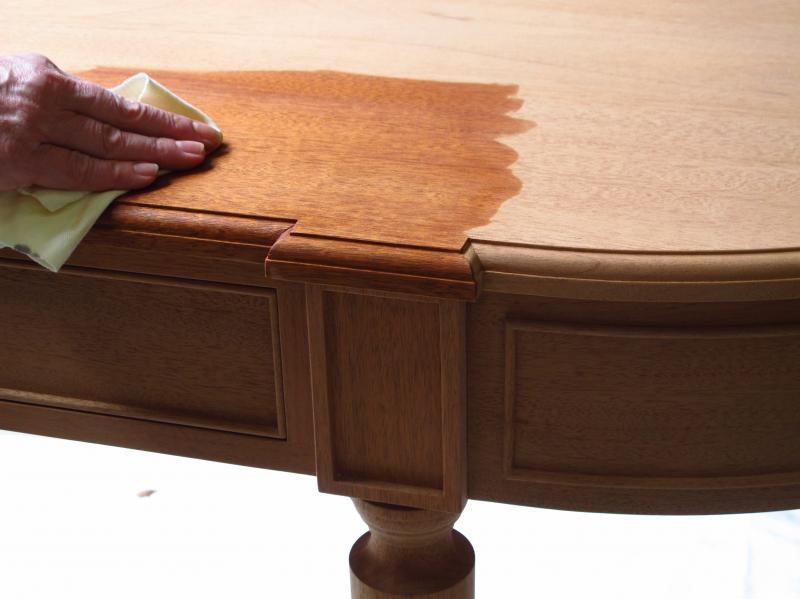 How To Finish Mahogany Furniture