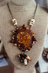 Historical jewelry making