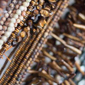 Tiger's Eye Beaded jewelry in Texas