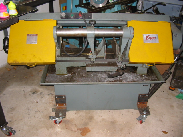 Enco Band Saw For Sale