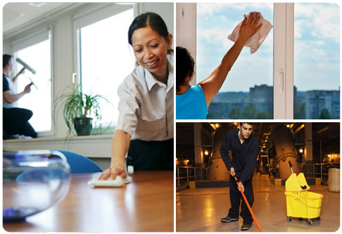 At Austin Commercial Cleaning We Offer A Wide Range Of